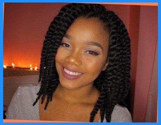Senegalese Twist On Short Hair Regarding Your Hairstyle
