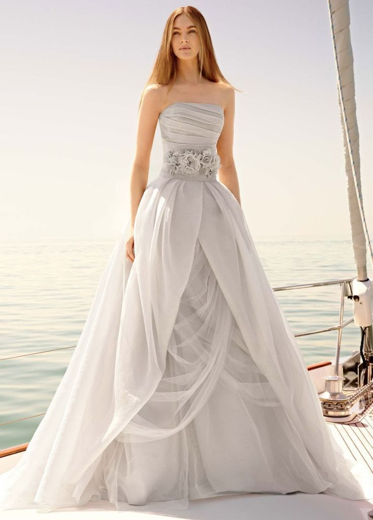 Vera wang wedding dresses that inspire pinterest vera wang white by vera wang wedding dresses junglespirit Gallery
