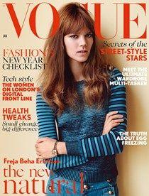 Vogue Magazine Cover Archive (Vogue.com UK)