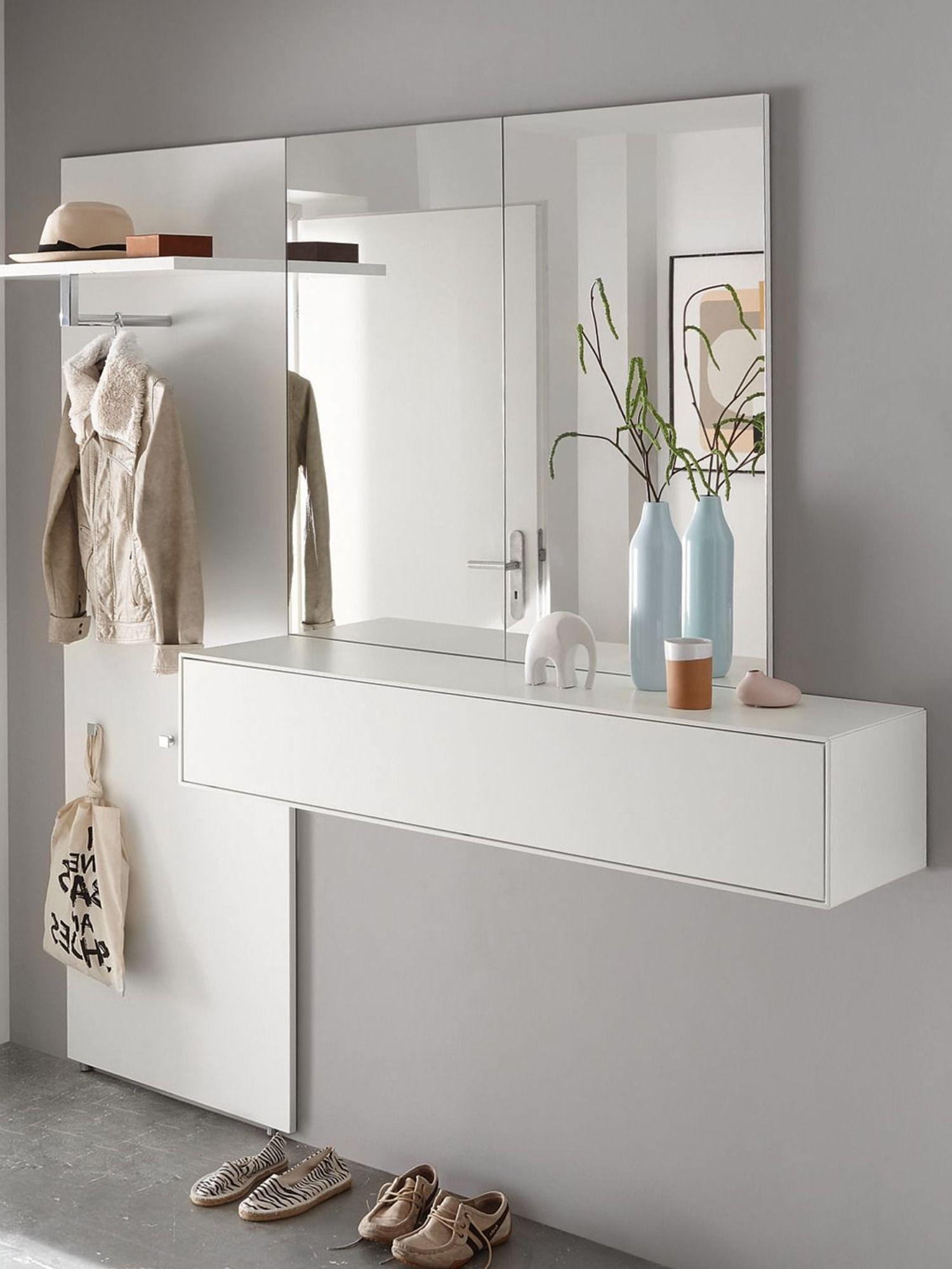 Garderobenset Hulsta Now Easy Kaufen Home24 Garderoben Set Garderobenset Garderobe Schuhschrank