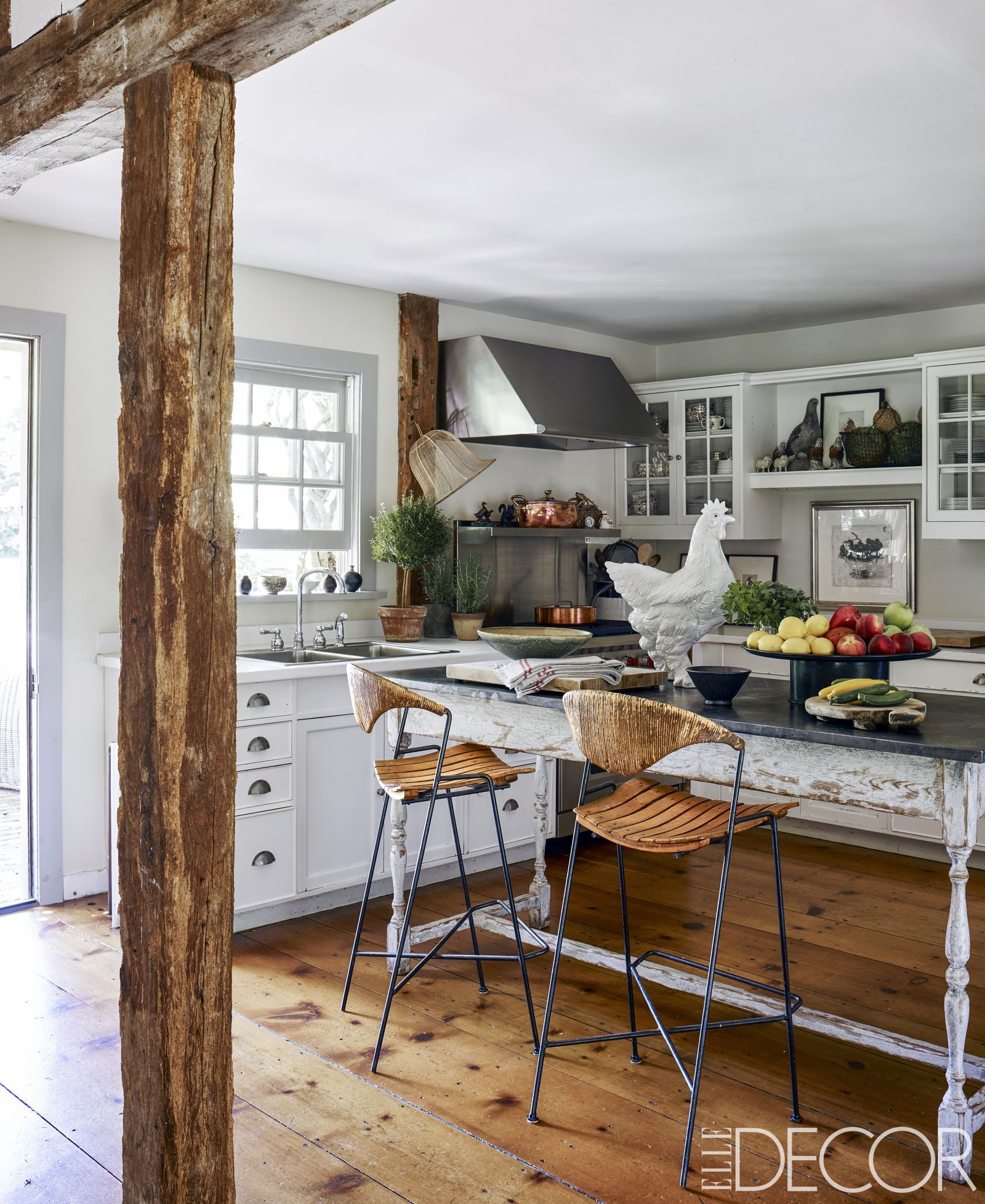 Charming Rustic Kitchen Ideas And Inspirations: 25 Kitchens That Make The Case For Rustic Style