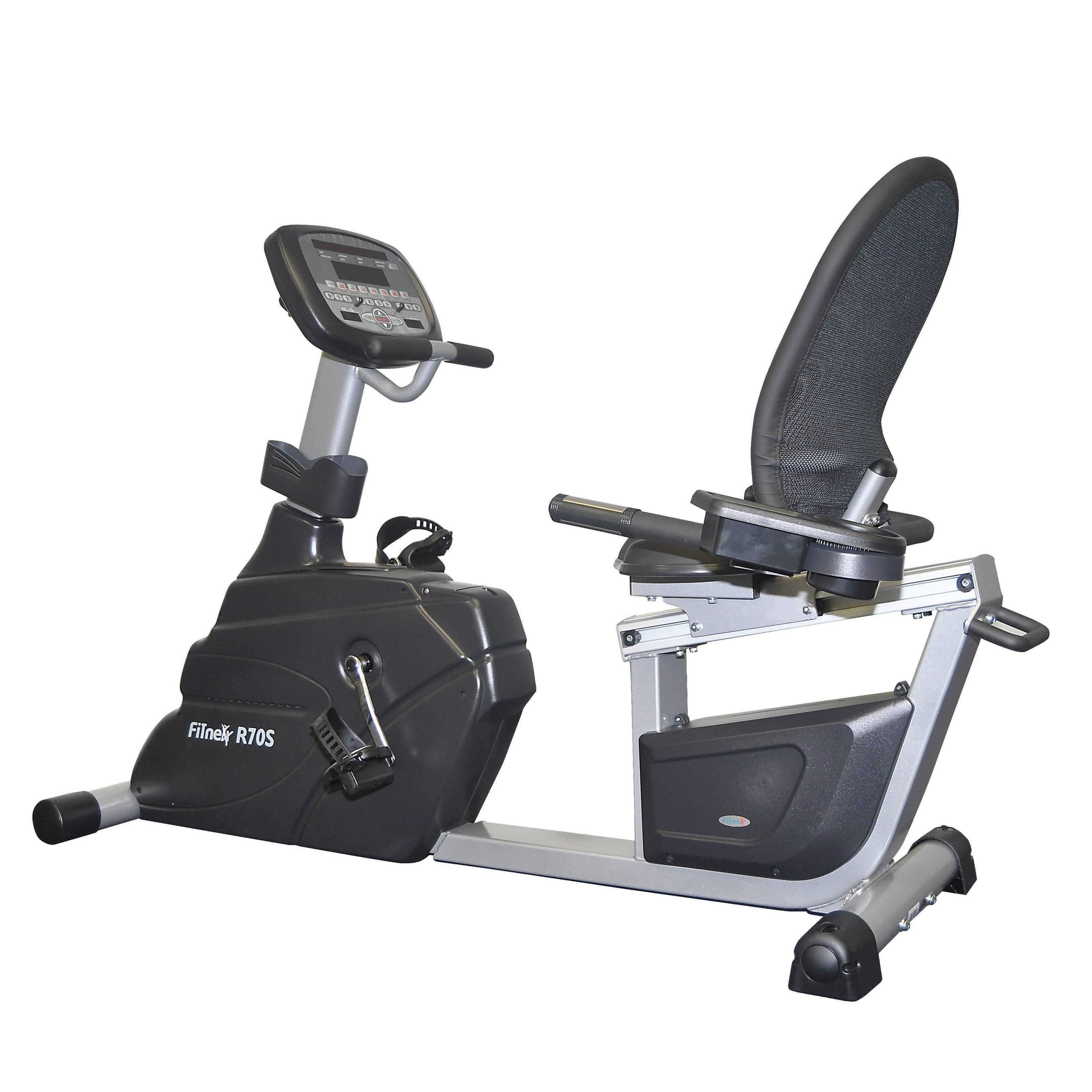 Fitnex R70 Recumbent Light Commercial Exercise Bike - R70   Products ...