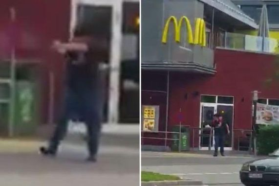 Munich Attack: Killer created fake Facebook page offering Free McDonalds to lure teens to attack scene