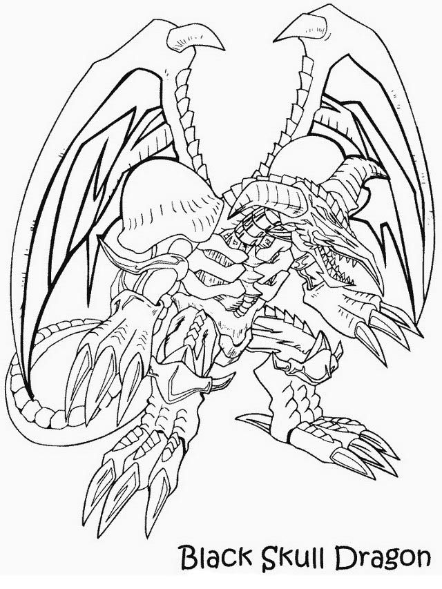 Disegni da colorare per bambini colorare e stampa yu gi - Stampa pagine da colorare dinosauro ...
