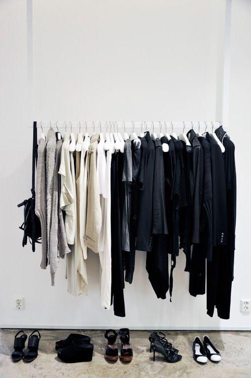 where clothes live