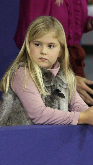 Prinses Amalia Viert 11e Verjaardag Koningin Maxima Ii Pinterest