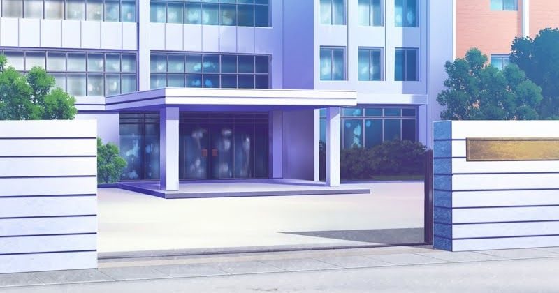 Building (Anime Background)