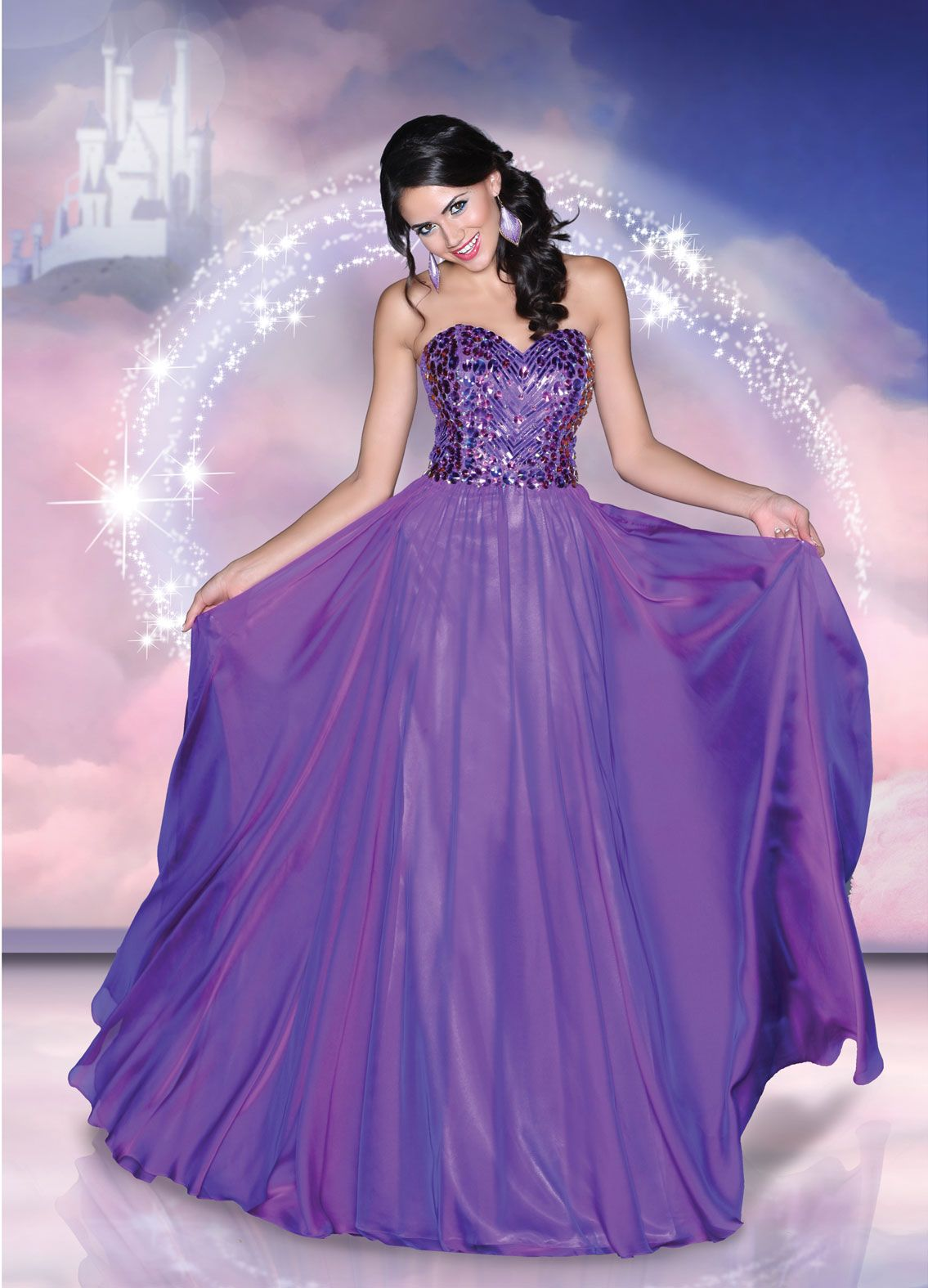 Disney forever enchanted prom dresses prom pinterest prom
