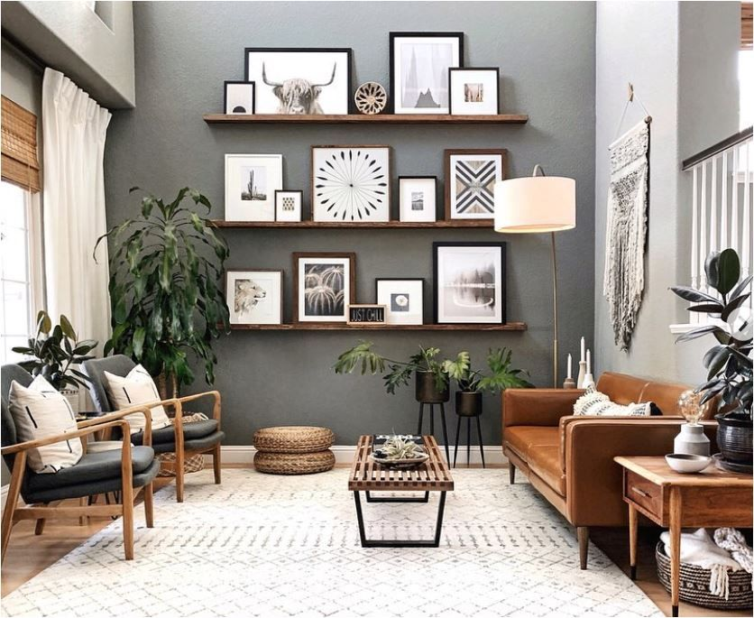 Modern Looks For Art Ledges In 2020 With Images House Interior