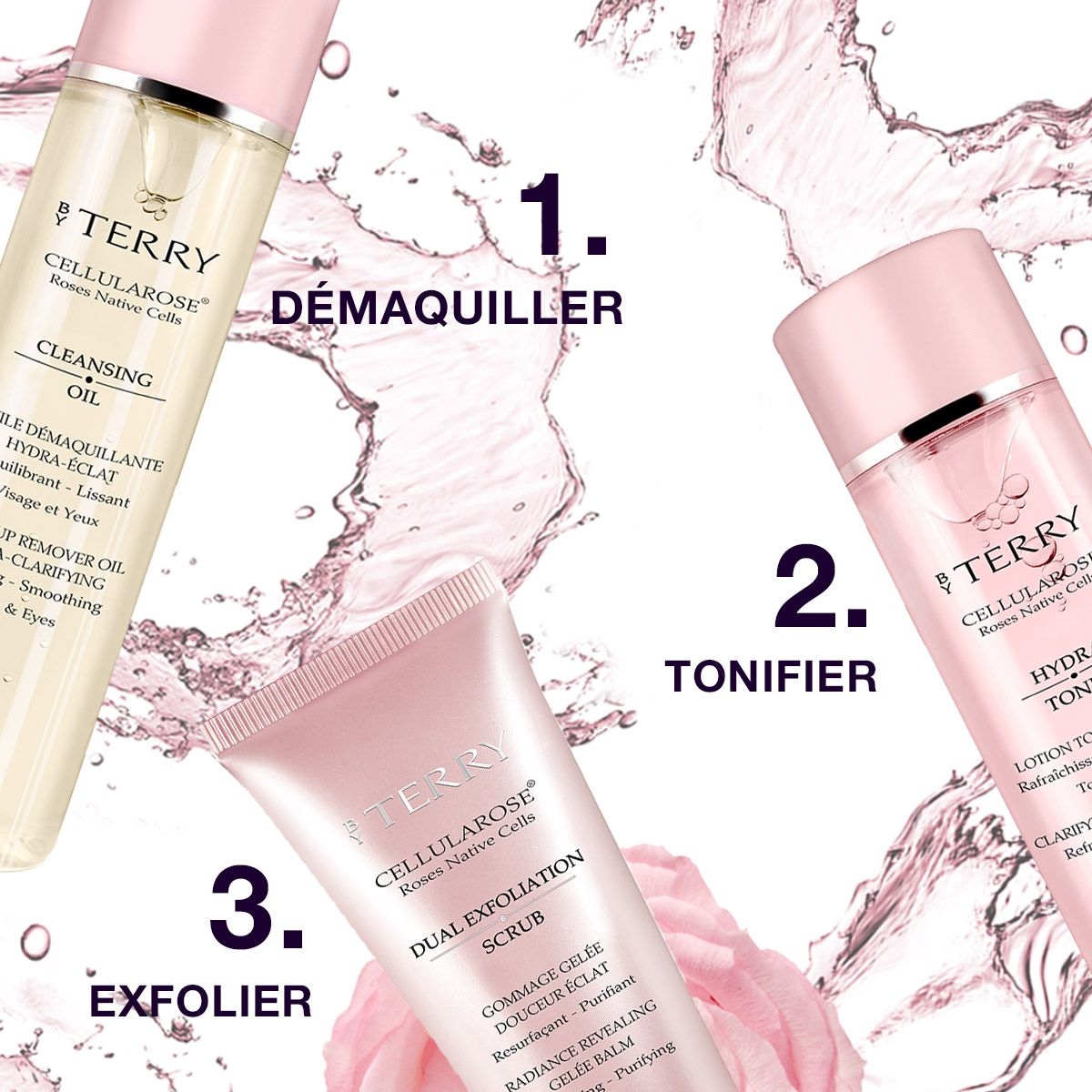 Pin by BY TERRY on PURETÉ The balm, Cleansing oil, Gelee