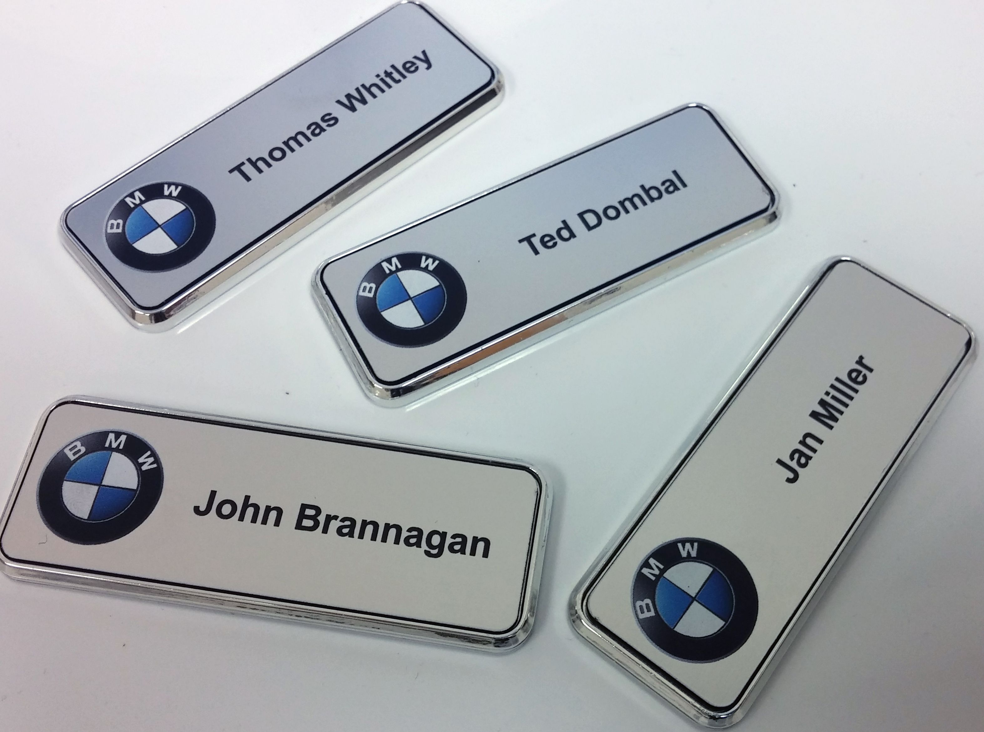 20 best pins images on pinterest name badges badges and lapel pins bmw name badges from namebadge namebadge nametags bmw silver solutioingenieria Choice Image