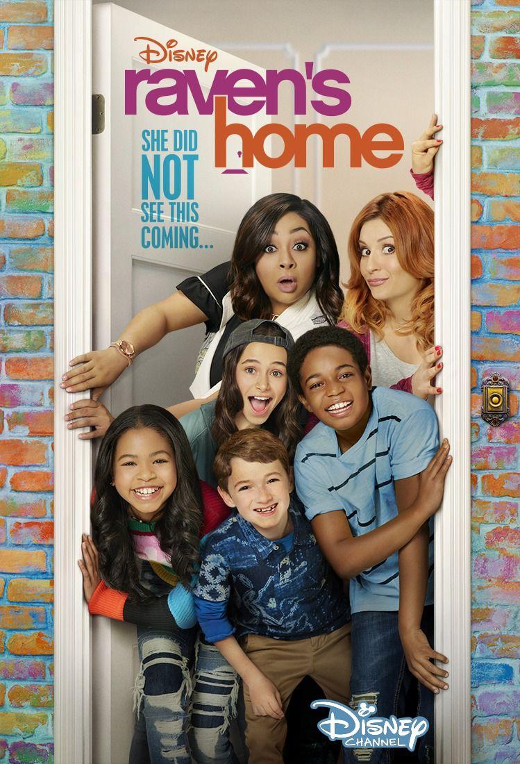 La Casa De Raven Episodios Completos En Espanol Latino Hd Uniseriestv Series De Disney Chanel Estrellas De Disney Channel Estrellas De Disney