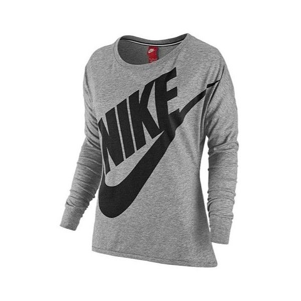 Nike Signal Loose L/S T-shirt - Women's - Casual - Clothing -