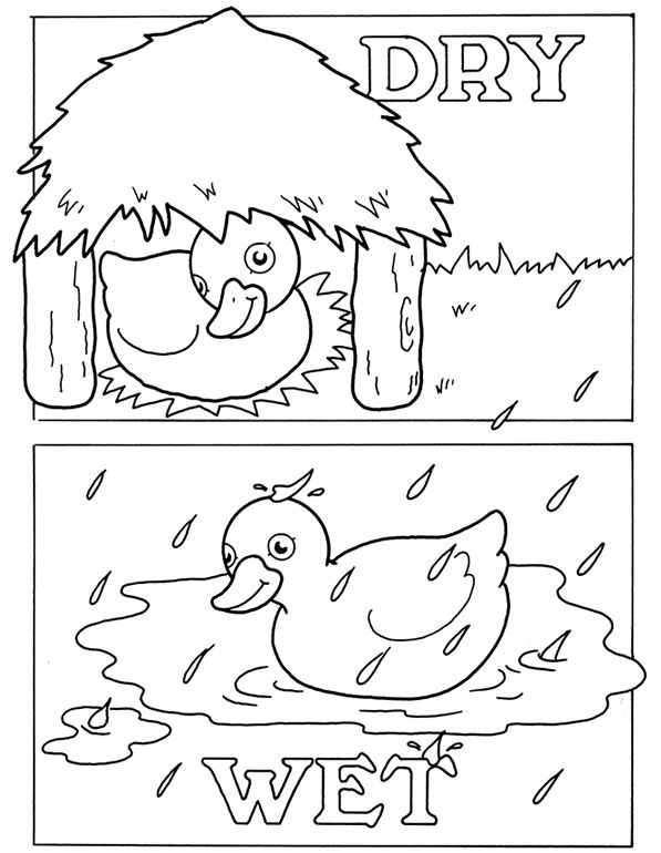 Welcome To Dover Publications Opposites Preschool Preschool Preschool Lessons