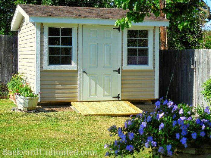 feature 16x24 shed Pinterest Gazebo pergola, Backyard and Pergolas