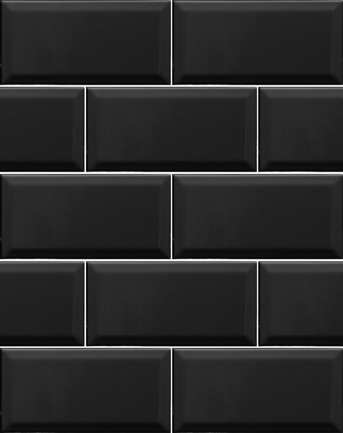 Metro Black Wall Tiles in 2018
