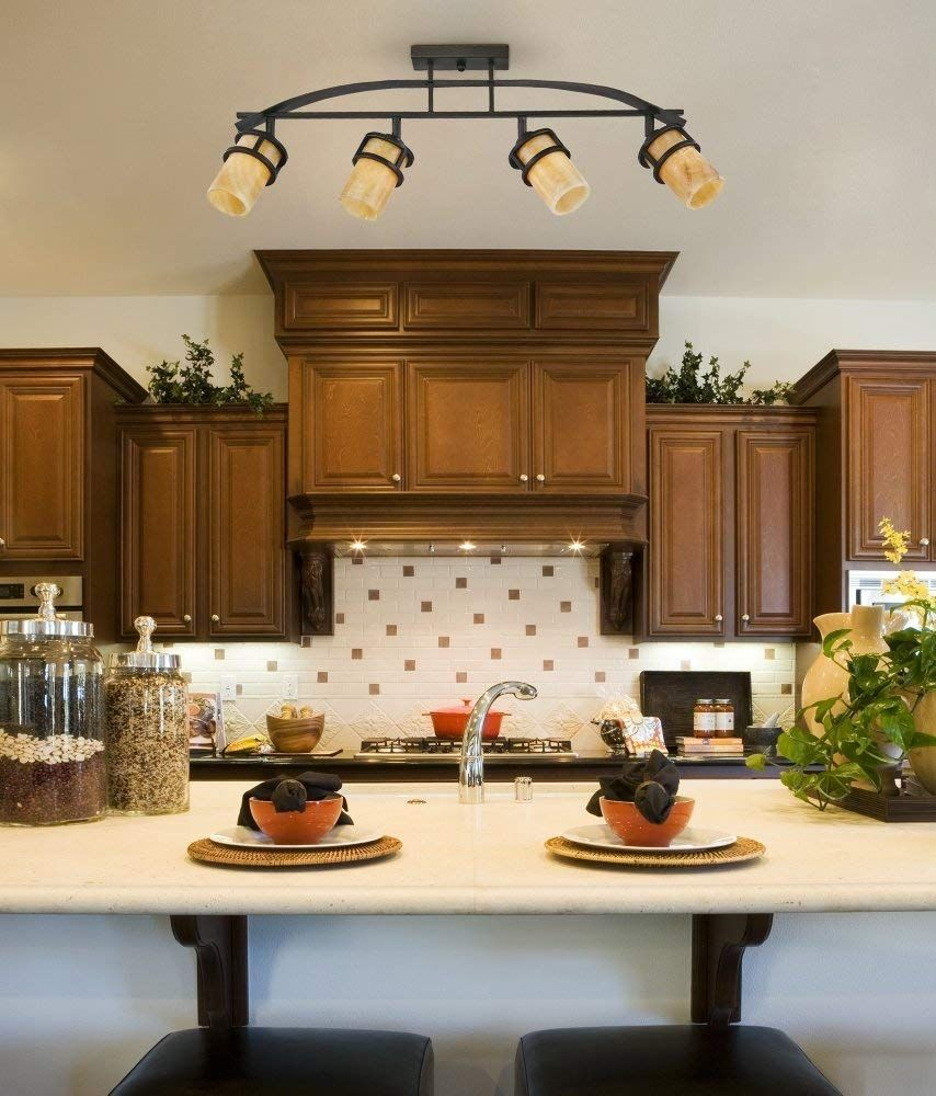 Best Farmhouse Track Lighting For Your Rustic Home! We