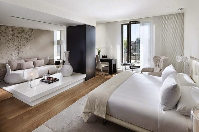 Camere Dalbergo Più Belle Del Mondo : Alcune delle camere degli hotel di design più belli al mondo