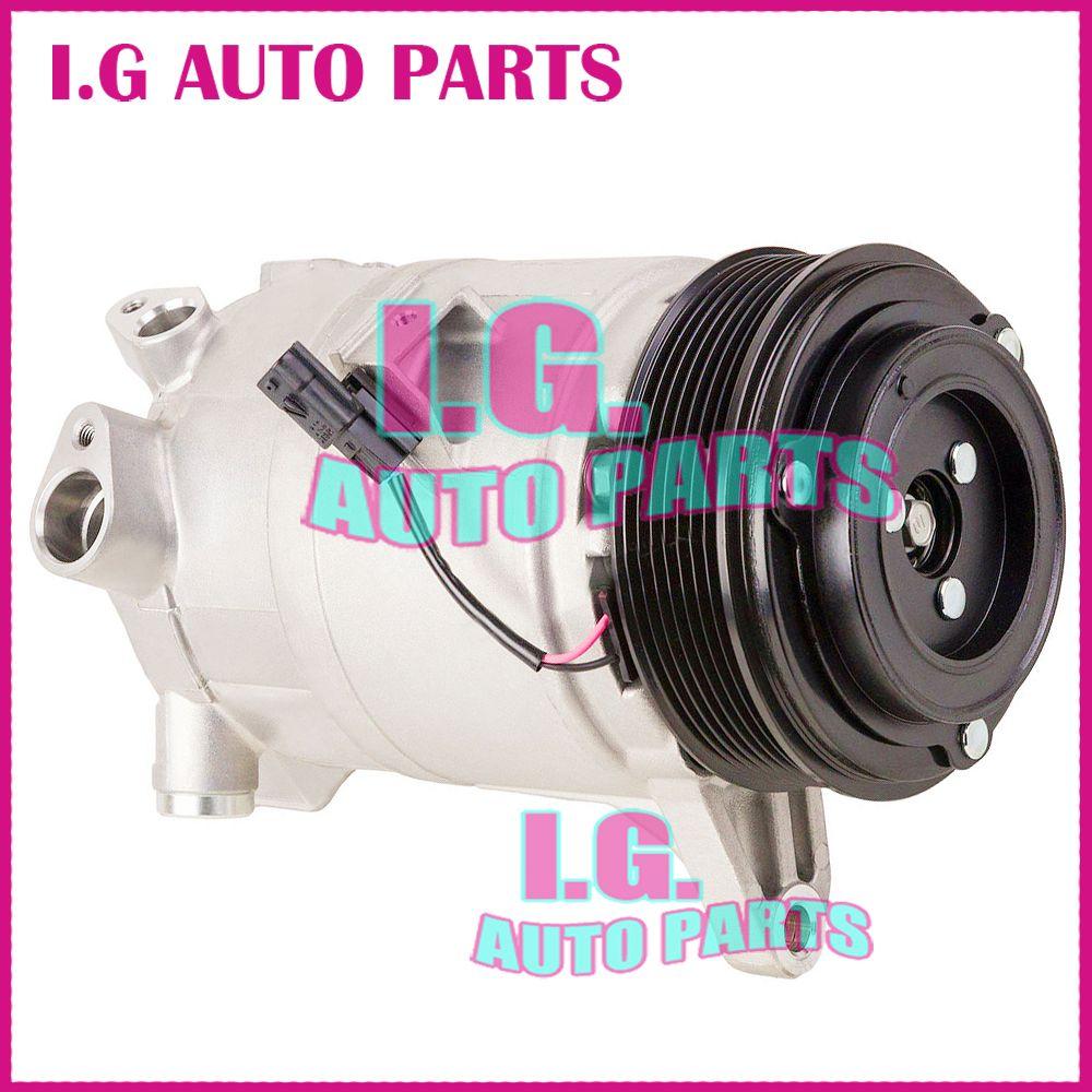 Auto AC Compressor For Car Nissan Maxima / Pathfinder