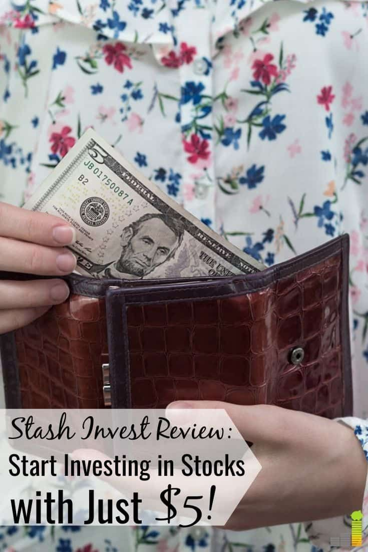 Stash Invest Review Start Investing With 5 Investing