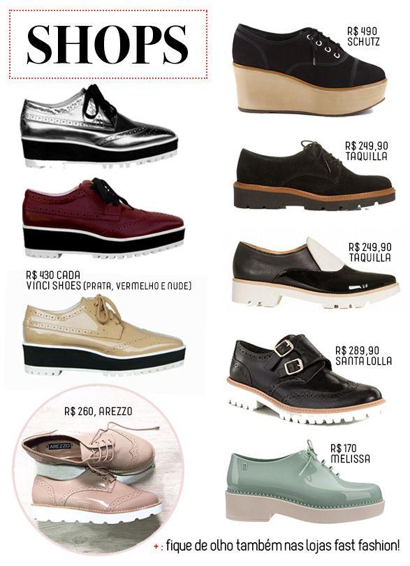 eb8d89fed3 O sapato que as it girls amam + versões brasileiras