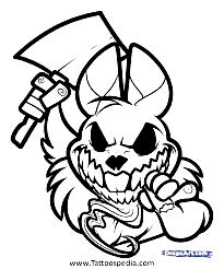 How To Draw Tribal Designs Google Sear Designs Draw Google Sear Tribal In 2020 Bunny Tattoos Rabbit Tattoos Tattoo Designs Men