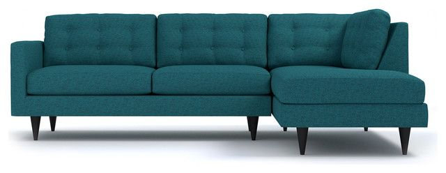 Affordable Sectional Sofas With Fabric Mid Century Modern