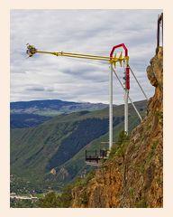 Glenwood Springs Colorado Thrill Rides At Glenwood Caverns