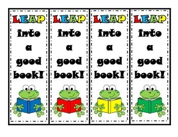 Cute bookmarks!