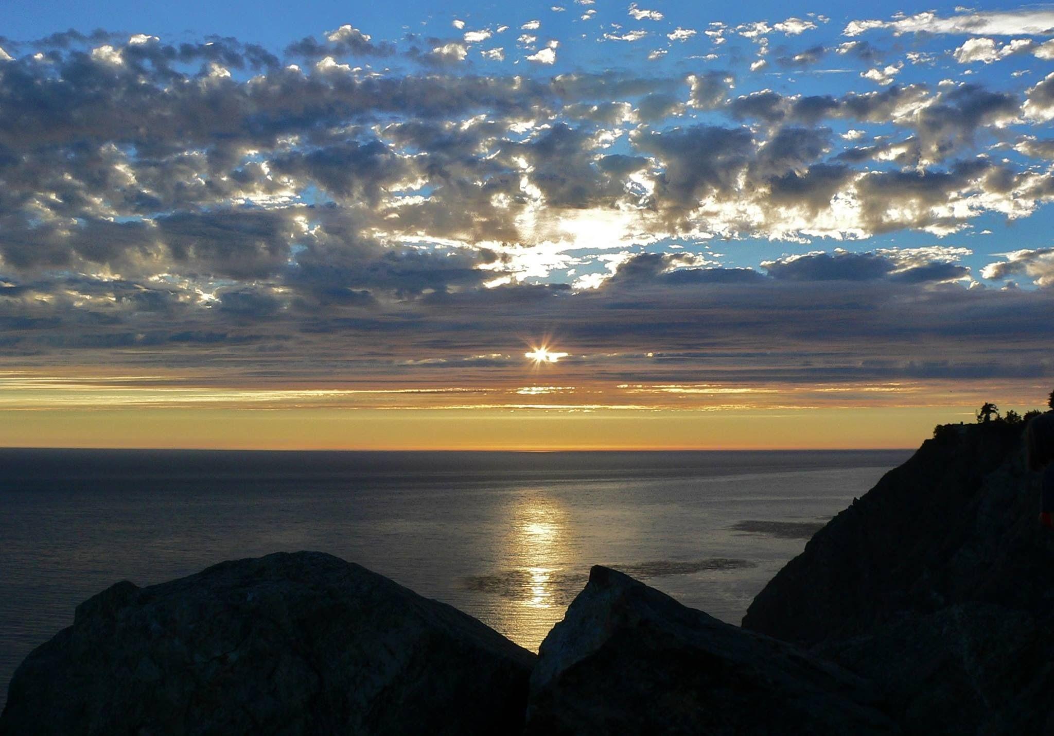 Pacific Ocean near Monterey, California