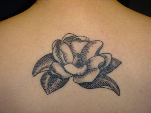 Magnolia Tree Tattoo Magnolia Tree Tattoo Dogwood Tattoos Tattoo