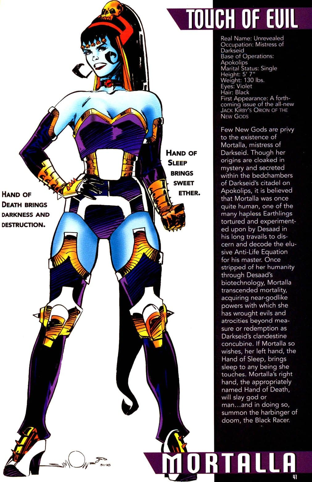 Pin by Ewan Davidson on DC Comics Secret Files Superhero