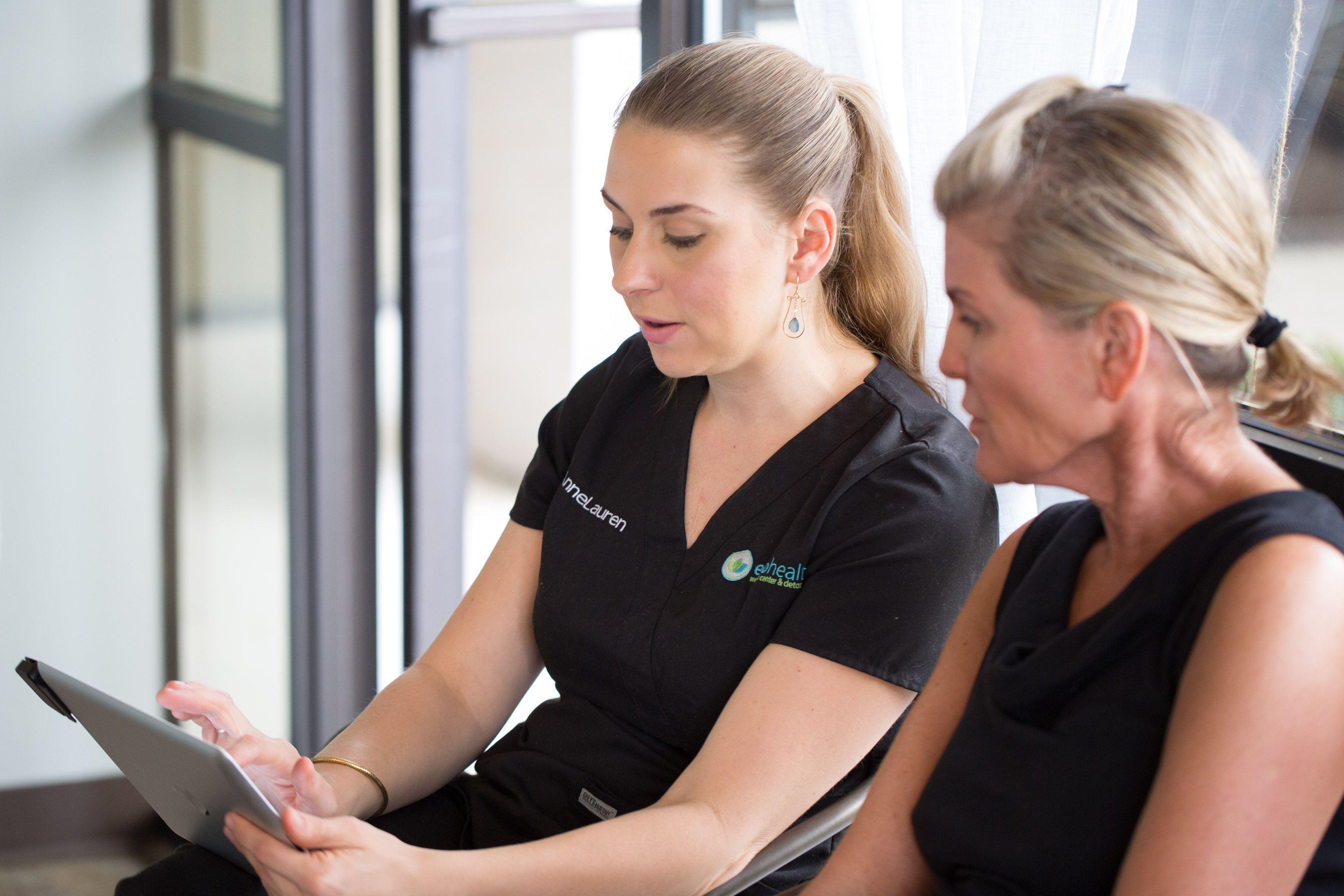 Ecohealth wellness center detox spa synergistically