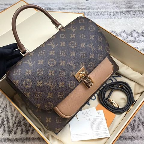 db5f14c70e Louis Vuitton Marignan Monogram Canvas Bag 👢👑 Product Code : 287^ Please  contact me for your orders and questions via Whatsapp(+905060246175, ...