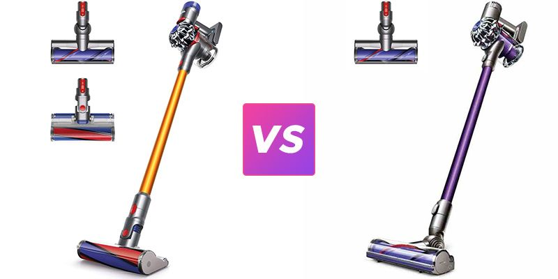 Dyson V8 Absolute Vs Animal Which Is The Best One Dyson V8 Dyson Stick Vacuum