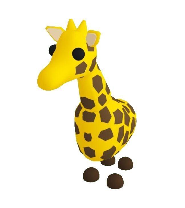 Adopt Me Giraffe Pets Drawing Pet Adoption Certificate Pet Shop Logo