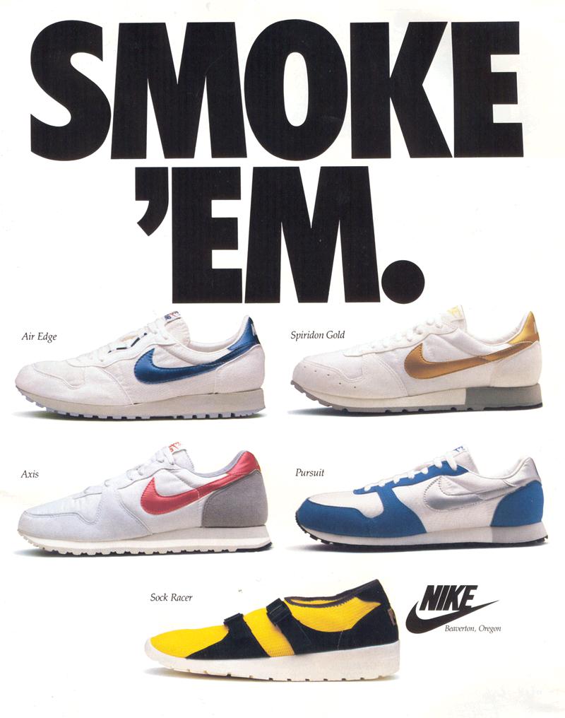 if ya got 'em Retro Nike 1986