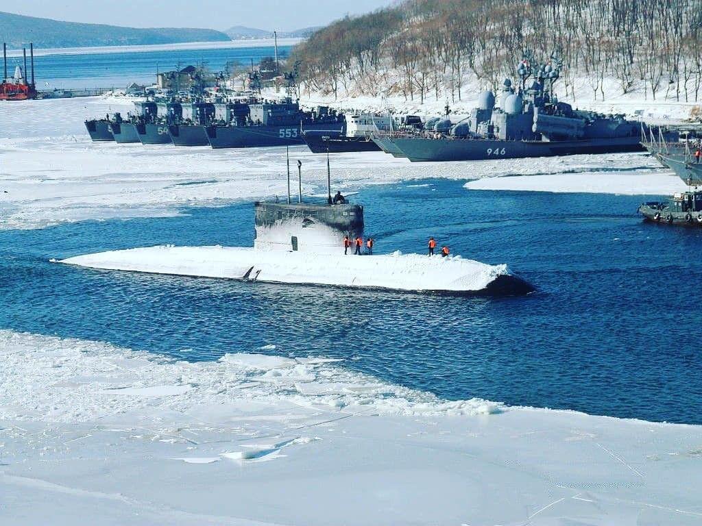 ¿Cómo puede Rusia cambiar las reglas del juego submarino?