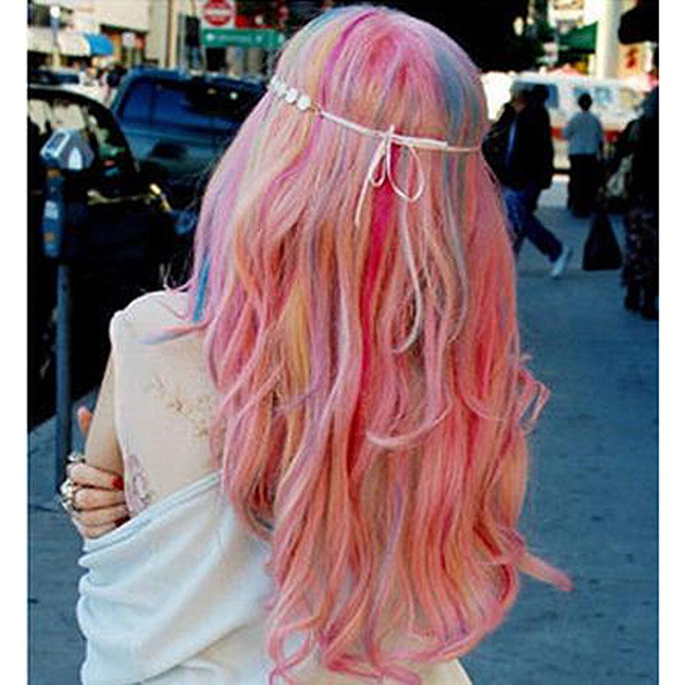 How Long Does Food Coloring Stay in Your Hair? | Everlasting ...