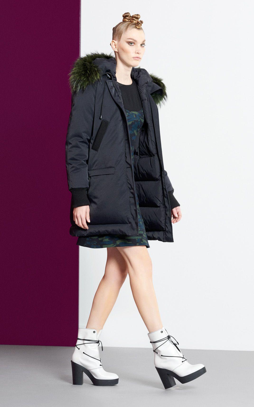 b06ca2b0 Fur Parka for Kenzo | Kenzo.com | Outerwear | Kenzo clothing, Parka ...