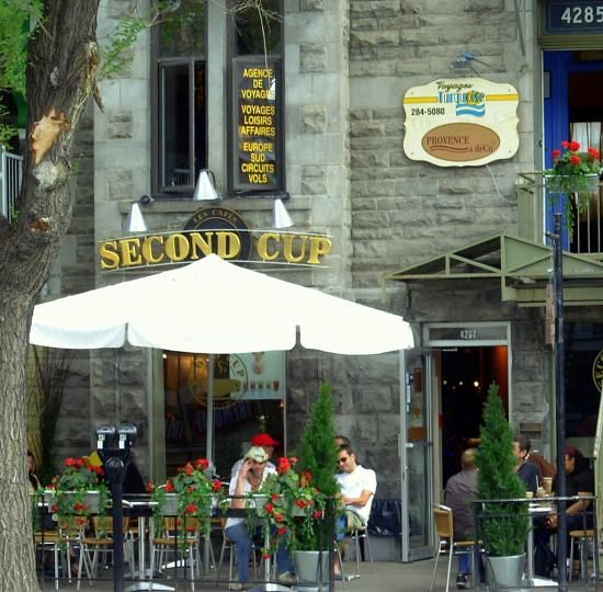 Montreal Photo Essay East End Montreal A Gather Cute Coffee Shop Coffee Shop Coffee House