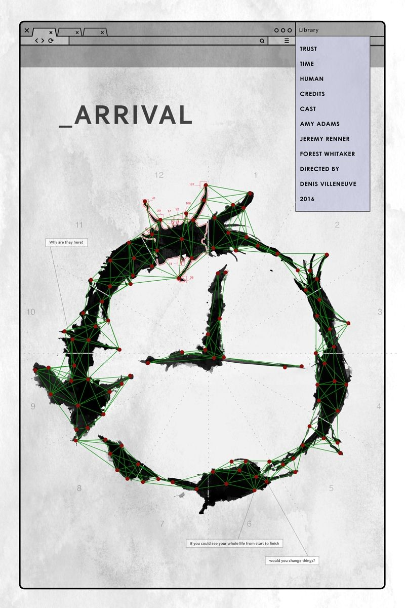 Arrival 2016 hd wallpaper from gallsource movie posters arrival alternative movie poster by edgar ascensao buycottarizona