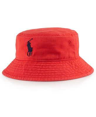 a1664c229a8 Ralph Lauren Bucket Hat