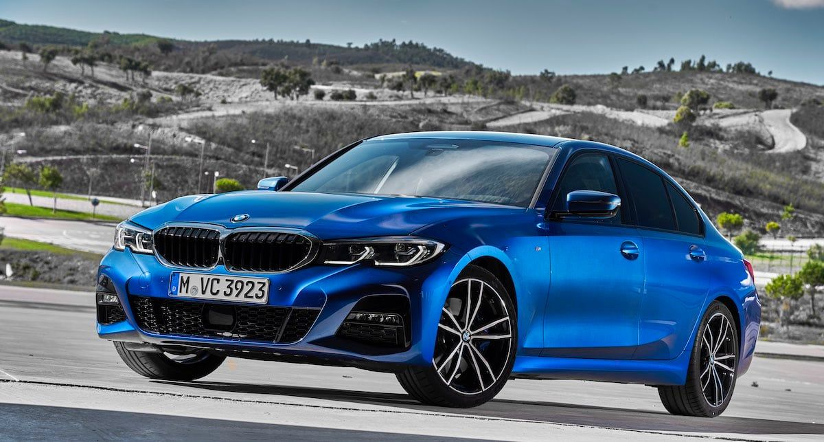 Bmw 3 Series With Virtual Assistant Wireless Car Play More Now