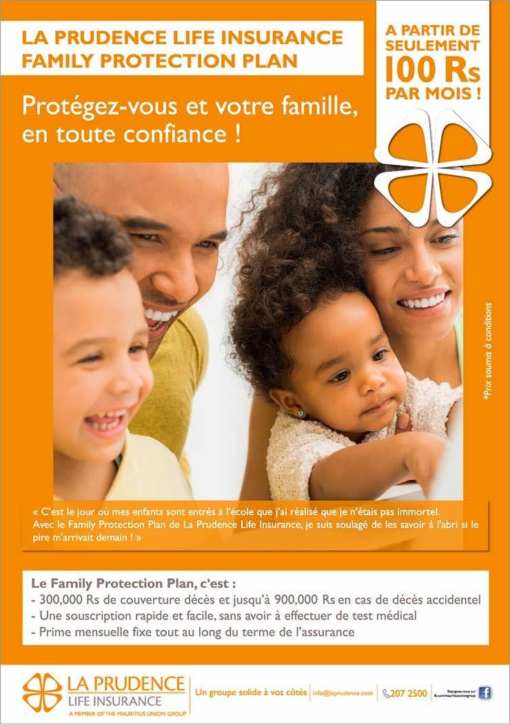 La Prudence Life Insurance Protegez Vous Et Votre Famille Tel