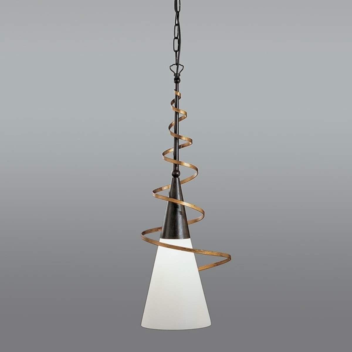 Pendelleuchte Bonito Rost Antik 75 Cm Von Kogl Pendelleuchte Schone Lampen Und Wandlampen