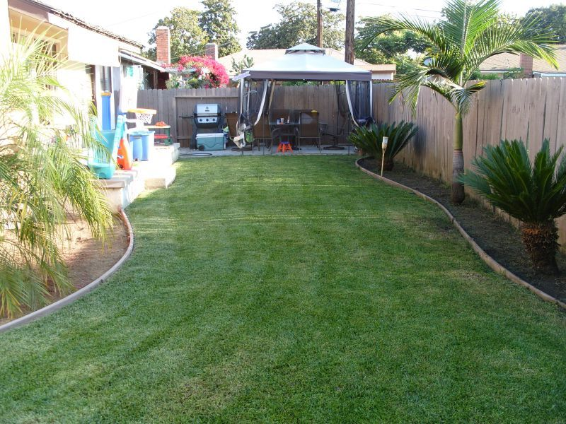 small backyard design ideas on a budgetjpg