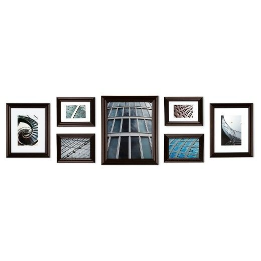 Wall: Inspirational Design Gallery Wall Frames Set Picture Of 4 ...