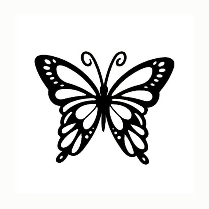Pin By Lidia Gomez On Tattoos In 2020 Stone Art Painting Butterfly Drawing Butterfly Template