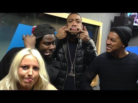 Wiley Interview At Kiss Fm Uk March 2013 Youtube